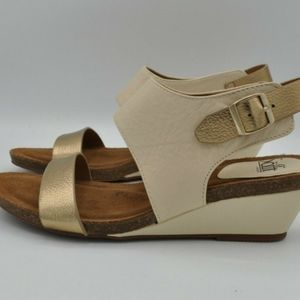 Sofft Vanita light Grey Gold patino